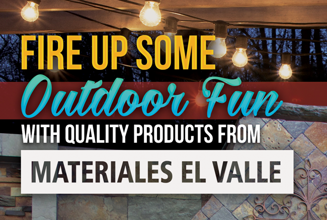 rgv, rgv new homes, new homes guide, materiales, materials, materiales el valle, construction materials, mcallen construction, mcallen construction materials, pharr, edinburg, stucco, porcelanite, lamosa, tile, concrete, cantera