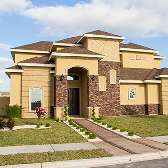 Classic homes rgv new homes for Classic quality homes