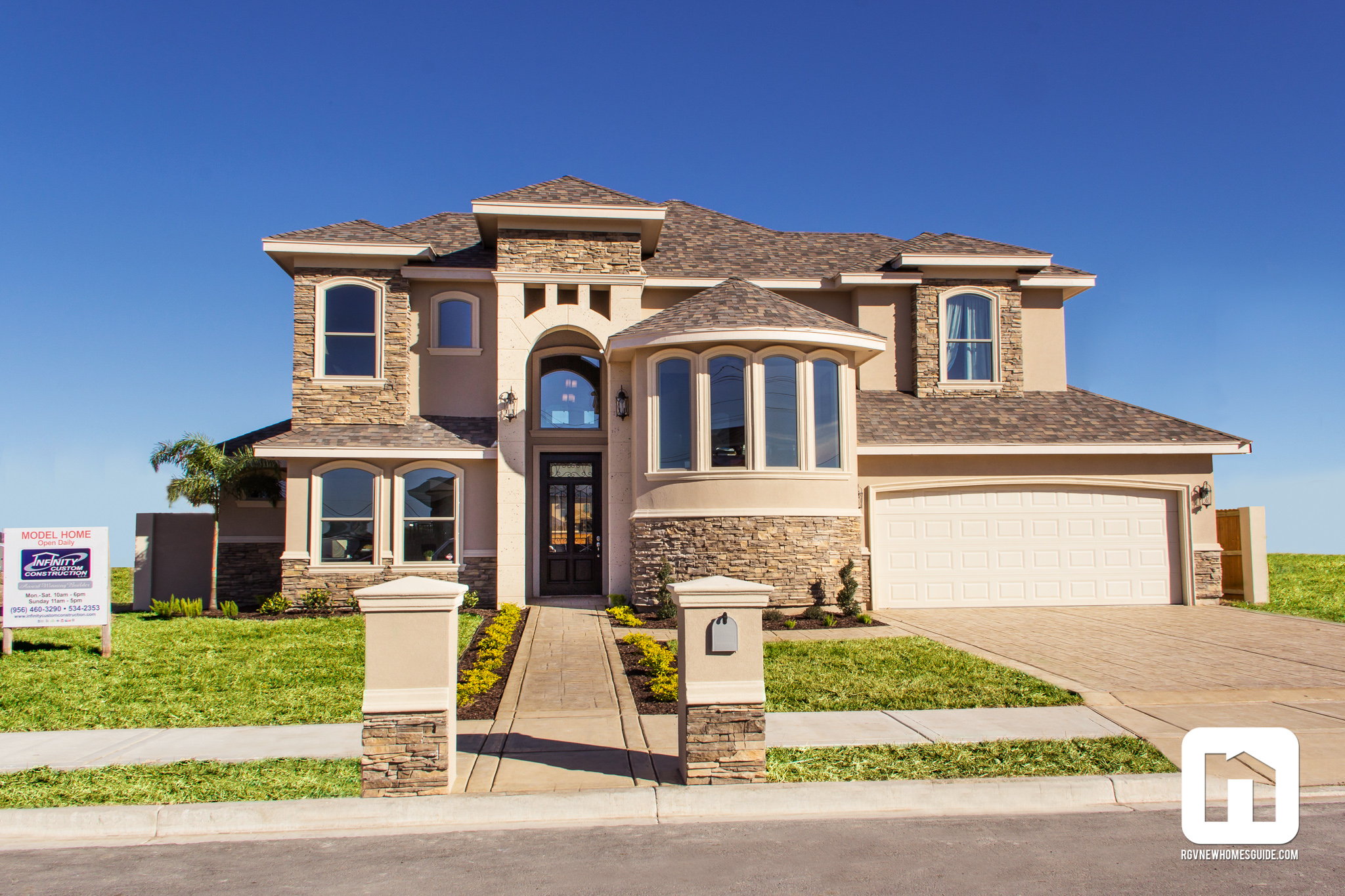 Infinity home builders mcallen tx avie home for Home builders guide