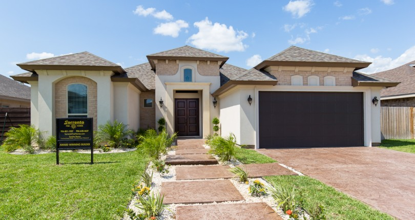 Sorrento Fine Homes: Bringing a Touch of Contemporary Italy to the Rio Grande Valley