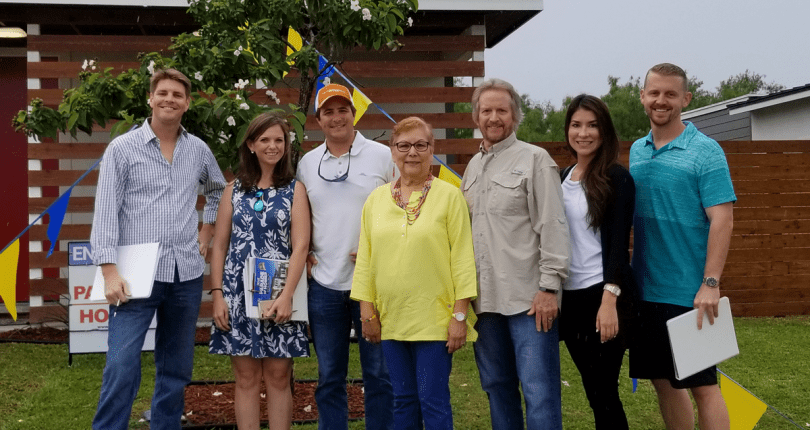 2018 RGVBA Parade of Homes Judges