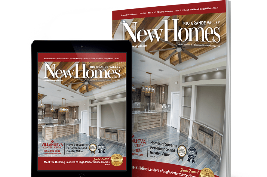 rgv new homes guide, rgv builders, villanueva construction