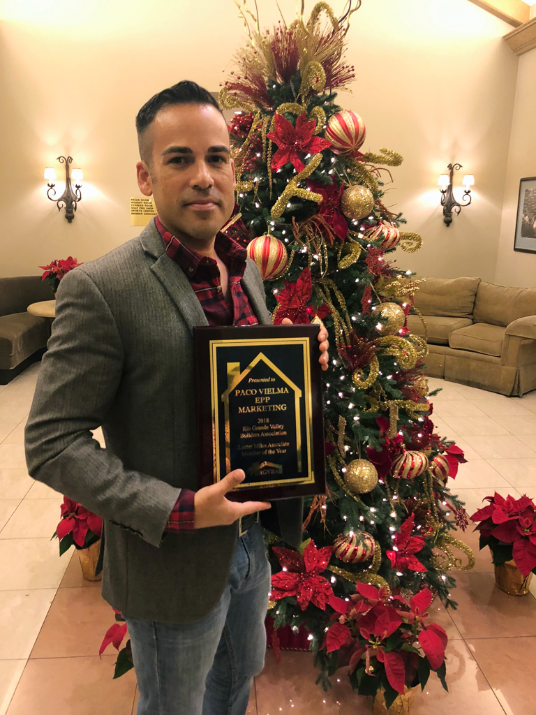 christmas party, builders, association, annual awards, rgv ,rgvnewhomes