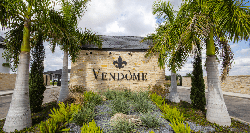 VENDOME: A Perfect McAllen Community, A Perfect Life