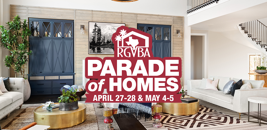 rgv, rgv new homes guide, real estate, mcallen, mission, edinburg, the valley, parade of homes preview, poh, 2019, RGVBA