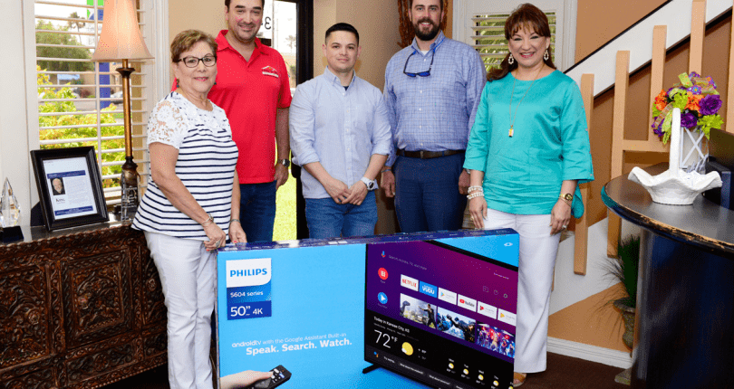 Congratulations to the 2019 RGVBA Parade TV Winner!