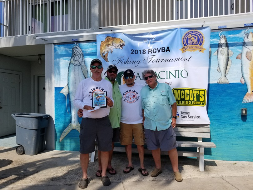 rgvba, fishing tournament, rio grande valley, south padre island