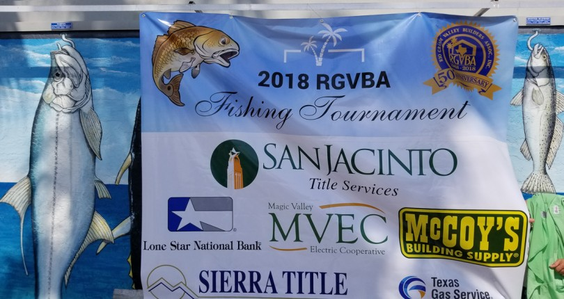 The Rio Grande Valley Builders Association Hosts Its Annual Fishing Tournament on South Padre Island (2019)