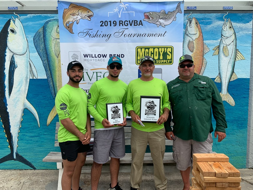 rgv, rgv new homes guide, rgvba, 2019, fishing tournament, awards, mcallen, edinburg, mission, texas, south padre island, real estate
