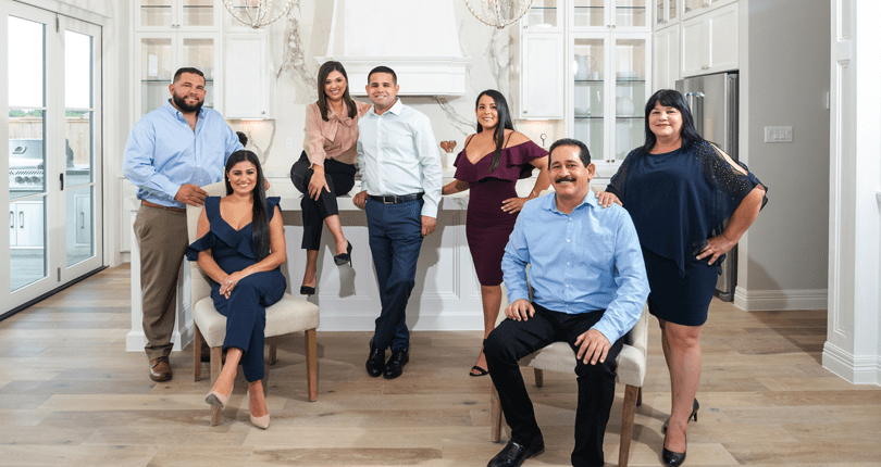 The Villa Homes Team: Masters of Style & Craftsmanship
