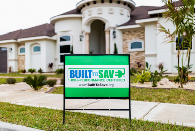 rgv, rgv new homes guide, rgv builders, built to save, energy efficient, leeb, leading energy builder, sign