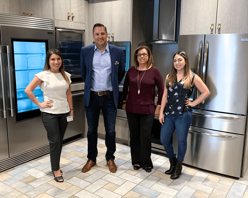 Morrison Supply Hosts Frigidaire® Lunch-In