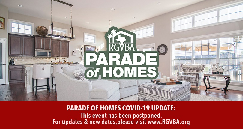 2020 RGVBA Parade of Homes Preview