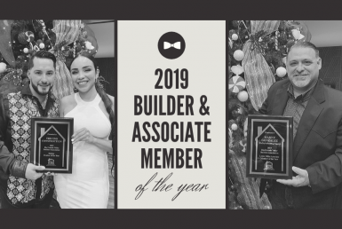 rgvba, rio grande valley builders association, builder of the year, award, member of the year, Lester miles