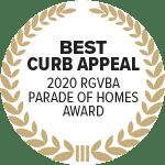2020 parade of homes, rgv new homes guide, rgvba, rgv real estate, rgv builder, rgv new homes, best curb appeal