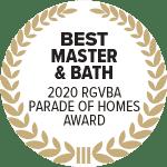 2020 parade of homes, rgv new homes guide, rgvba, rgv real estate, rgv builder, rgv new homes, best master bedroom, bathroom