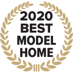 2020 parade of home, best model home