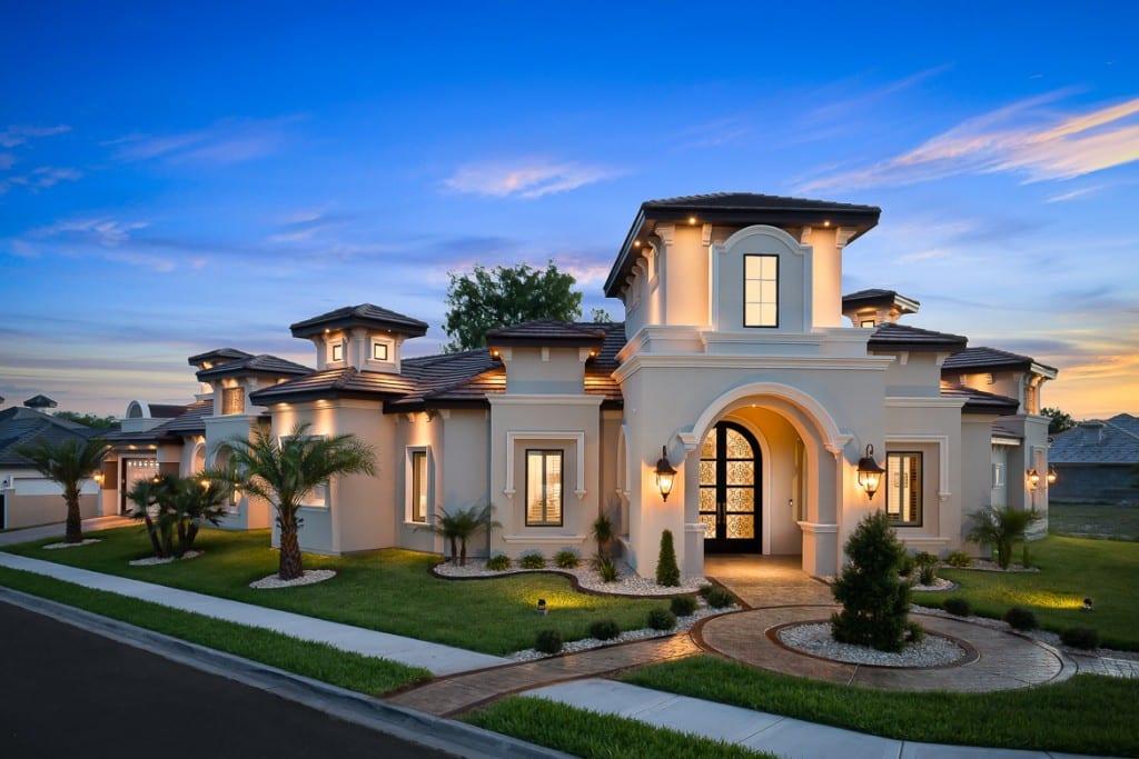 Waldo Homes, 2020 parade of homes, rgv, rgvba, rgv builder, rgv new home, real estate, award winning builder, 1510 Sandstone, best of show, people's choice