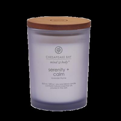 8.8oz Medium Jar Candle Serenity & Calm - $5.49