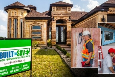 rgv, rgv new homes guide, rgv builder, new homes, real estate, built to save, energy efficiency, hers raters, chris carroll, carroll's inspections, jorge maldonado, ENVIRONMENTAL ENERGY IMPROVEMENTS, luis barrera, e-square, rater