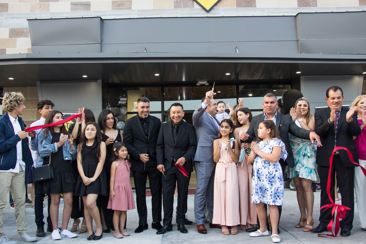 iTile by MEV Grand Opening and Ribbon-Cutting in Round Rock, Tx