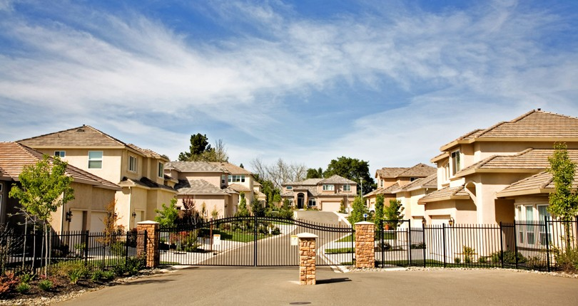 BUILT TO SAVE® Homes in Private Gated Communities Get Double Peace of Mind